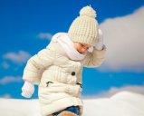Dziecko na stoku