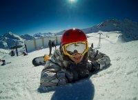 kask snowboardowy